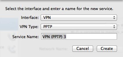 MAC系统下的VPN代理设置