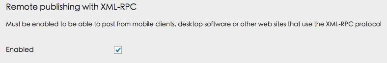 wordpress两站点文章同步发布